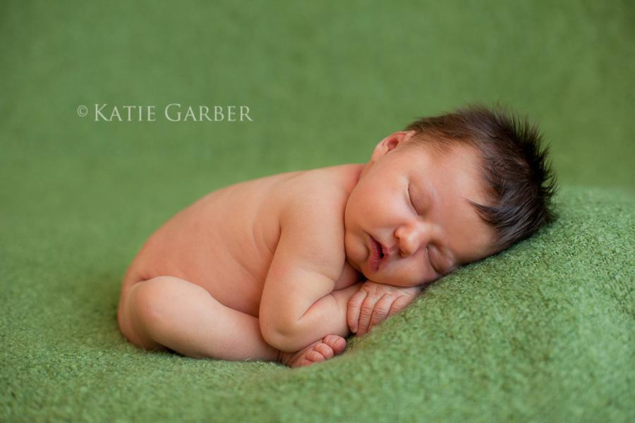 newborn girl picture