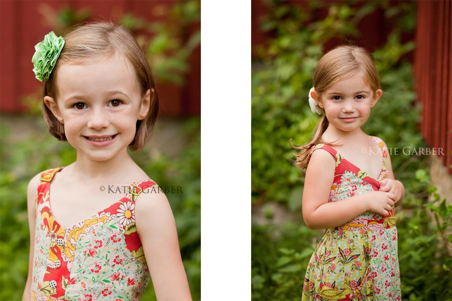 girls portraits
