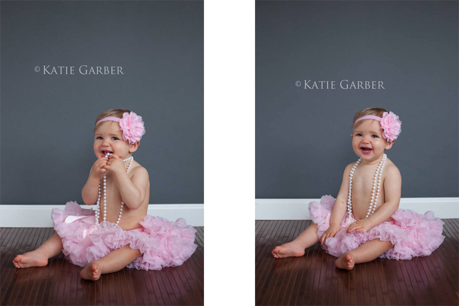 Hadley One Year Montoursville Baby Photographer Williamsport