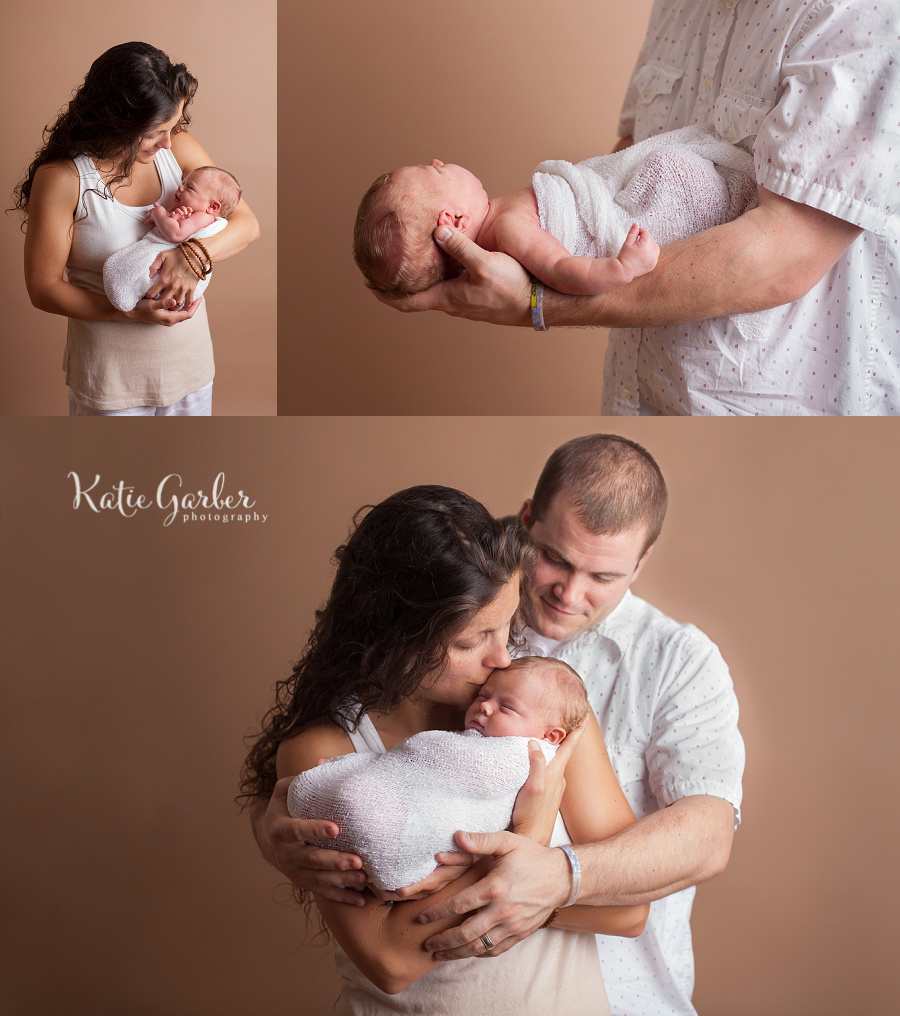 family portraits newborn