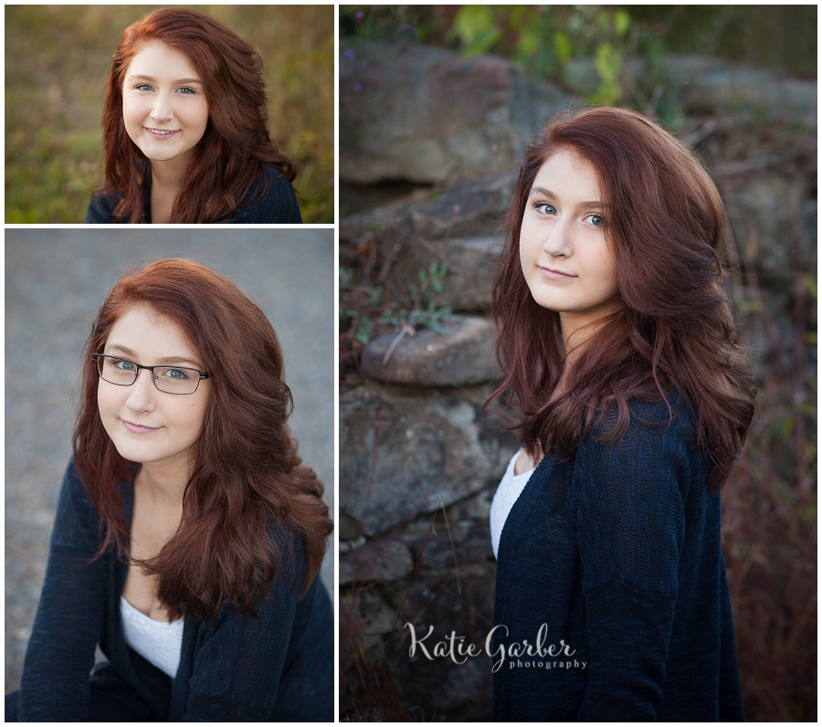 Williamsport PA senior portrait photographer